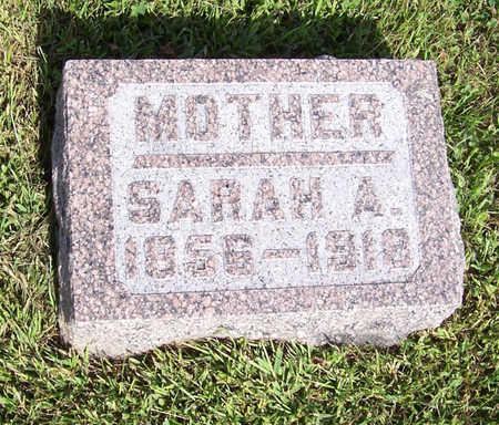 DOONAN, SARAH A. (MOTHER) - Shelby County, Iowa | SARAH A. (MOTHER) DOONAN
