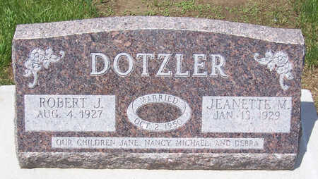 DOTZLER, ROBERT J. - Shelby County, Iowa | ROBERT J. DOTZLER