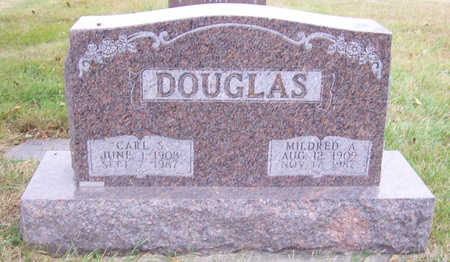 DOUGLAS, MILDRED A. - Shelby County, Iowa | MILDRED A. DOUGLAS