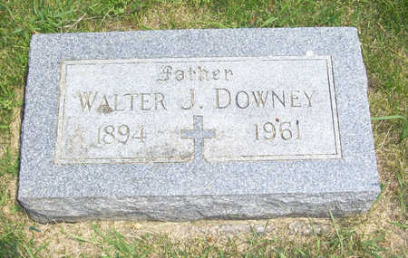 DOWNEY, WALTER J. - Shelby County, Iowa | WALTER J. DOWNEY