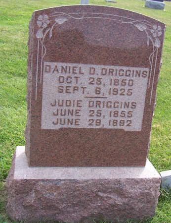 DRIGGINS, JUDIE - Shelby County, Iowa | JUDIE DRIGGINS