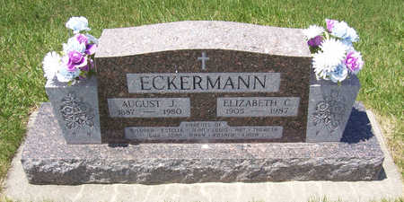 ECKERMANN, ELIZABETH C. - Shelby County, Iowa | ELIZABETH C. ECKERMANN