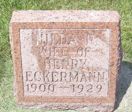 ECKERMANN, HILDA - Shelby County, Iowa | HILDA ECKERMANN