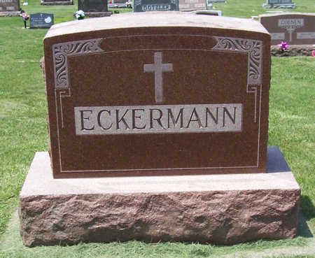 ECKERMANN, LEWIS J. (LOT) - Shelby County, Iowa | LEWIS J. (LOT) ECKERMANN
