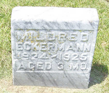 ECKERMANN, MILDRED - Shelby County, Iowa | MILDRED ECKERMANN