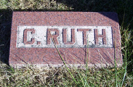 EDWARDS, C. RUTH - Shelby County, Iowa | C. RUTH EDWARDS