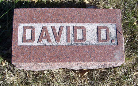 EDWARDS, DAVID D. - Shelby County, Iowa | DAVID D. EDWARDS
