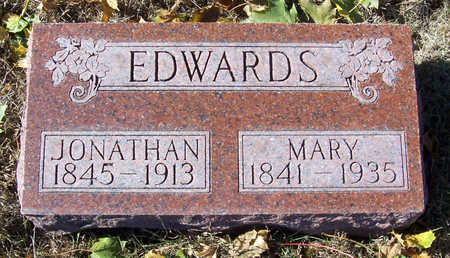 EDWARDS, MARY - Shelby County, Iowa | MARY EDWARDS