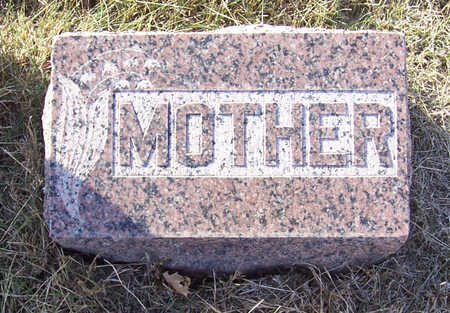 EDWARDS, MARIA KATHERINE (MOTHER) - Shelby County, Iowa | MARIA KATHERINE (MOTHER) EDWARDS