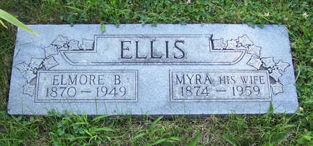 ELLIS, MYRA - Shelby County, Iowa | MYRA ELLIS