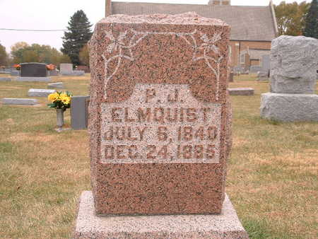 ELMQUIST, P JOE - Shelby County, Iowa | P JOE ELMQUIST