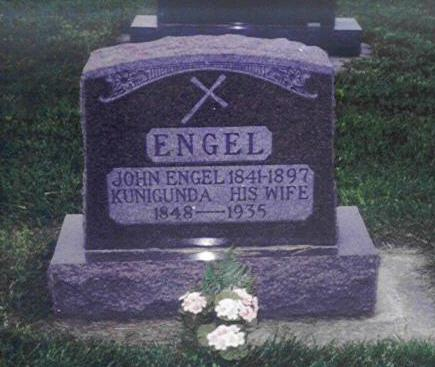 ENGEL, KUNIGUNDA - Shelby County, Iowa | KUNIGUNDA ENGEL