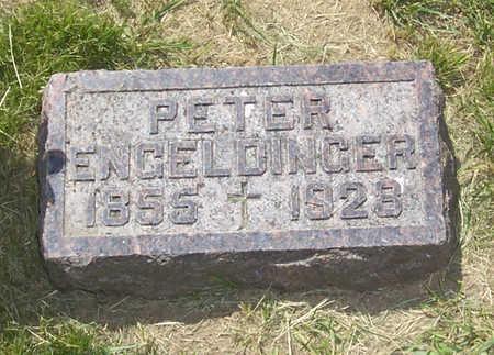 ENGELDINGER, PETER - Shelby County, Iowa | PETER ENGELDINGER