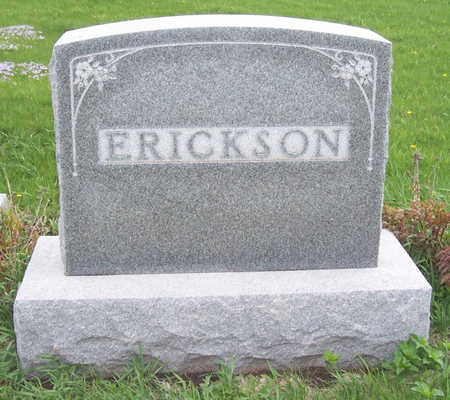 ERICKSON, (FAMILY LOT) - Shelby County, Iowa | (FAMILY LOT) ERICKSON