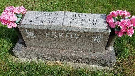 ESKOV, ALBERT  LORENS - Shelby County, Iowa | ALBERT  LORENS ESKOV