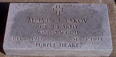 ESKOV, MELVIN L. - Shelby County, Iowa | MELVIN L. ESKOV