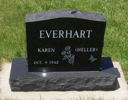 HELLER EVERHART, KAREN - Shelby County, Iowa | KAREN HELLER EVERHART