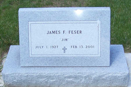 FESER, JAMES F. - Shelby County, Iowa | JAMES F. FESER