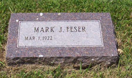 FESER, MARK J. - Shelby County, Iowa | MARK J. FESER