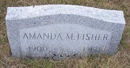FISHER, AMANDA M. - Shelby County, Iowa | AMANDA M. FISHER