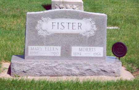 FISTER, MORRIS - Shelby County, Iowa | MORRIS FISTER