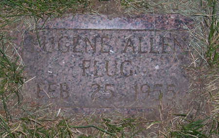 FLUG, EUGENE ALLEN - Shelby County, Iowa | EUGENE ALLEN FLUG