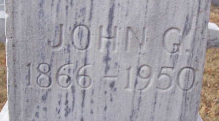 FOUTS, JOHN G. (CLOSE-UP) - Shelby County, Iowa | JOHN G. (CLOSE-UP) FOUTS