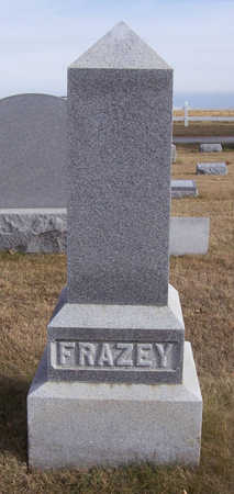 FRAZEY, JOHN C. & MARY L. - Shelby County, Iowa | JOHN C. & MARY L. FRAZEY