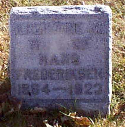 FREDERICKSEN, KRISTINA M - Shelby County, Iowa | KRISTINA M FREDERICKSEN