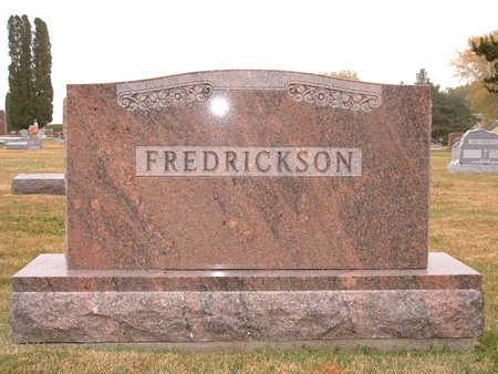 FREDRICKSON, LAWRENCE - Shelby County, Iowa | LAWRENCE FREDRICKSON