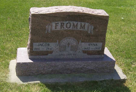 FROMM, JACOB - Shelby County, Iowa | JACOB FROMM