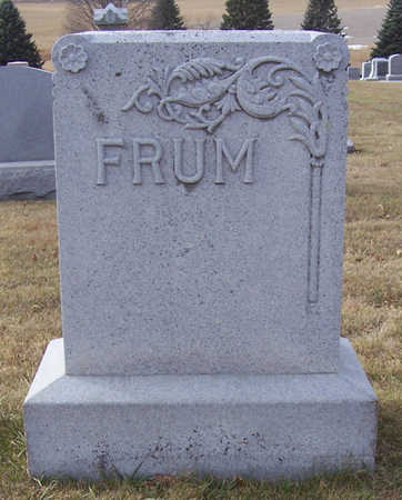 FRUM, (LOT) - Shelby County, Iowa | (LOT) FRUM
