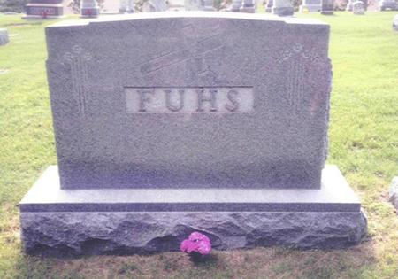 FUHS, EVA - Shelby County, Iowa | EVA FUHS