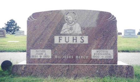FUHS, JOHN JAMES - Shelby County, Iowa | JOHN JAMES FUHS