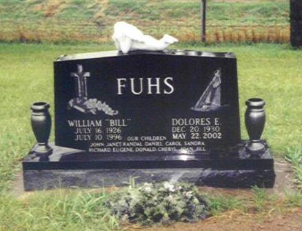 FUHS, WILLIAM JACOB - Shelby County, Iowa   WILLIAM JACOB FUHS
