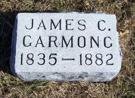 GARMONG, JAMES C. - Shelby County, Iowa | JAMES C. GARMONG