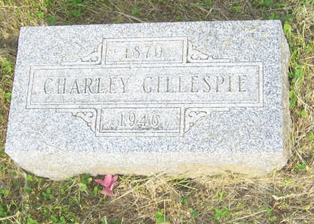GILLESPIE, CHARLEY - Shelby County, Iowa | CHARLEY GILLESPIE