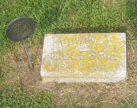 GILLESPIE, EDWIN A. - Shelby County, Iowa | EDWIN A. GILLESPIE