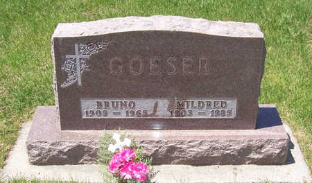 GOESER, MILDRED - Shelby County, Iowa | MILDRED GOESER