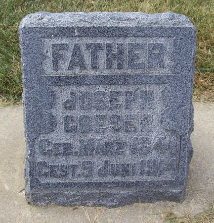 GOESER, JOSEPH (FATHER) - Shelby County, Iowa | JOSEPH (FATHER) GOESER