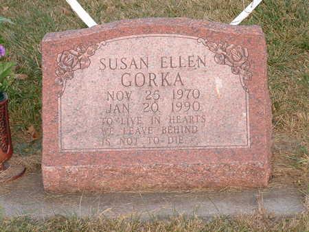 GORKA, SUSAN ELLEN - Shelby County, Iowa | SUSAN ELLEN GORKA