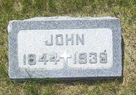 GORSCHE, JOHN - Shelby County, Iowa | JOHN GORSCHE