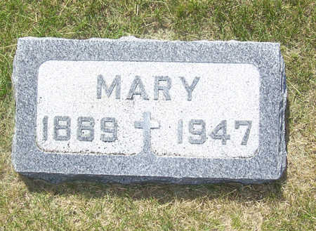 GORSCHE, MARY - Shelby County, Iowa | MARY GORSCHE