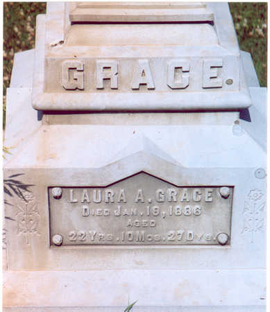 GRACE, LAURA A. - Shelby County, Iowa | LAURA A. GRACE