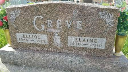 GREVE, ELLIOT - Shelby County, Iowa | ELLIOT GREVE