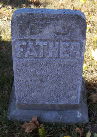 GROMANN, AUGUST (FATHER) - Shelby County, Iowa | AUGUST (FATHER) GROMANN