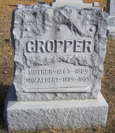 GROPPER, ALBERT - Shelby County, Iowa | ALBERT GROPPER