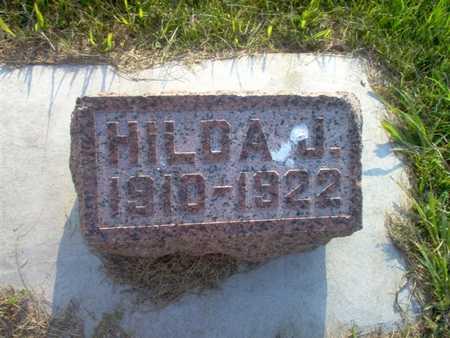 GRUND, HILDA J. - Shelby County, Iowa | HILDA J. GRUND