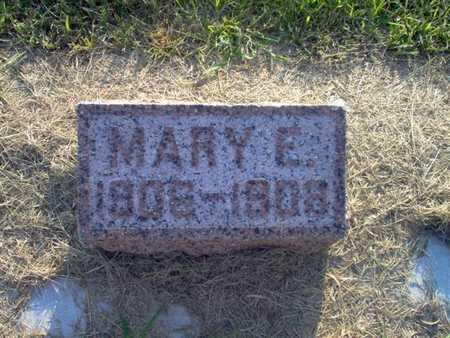 GRUND, MARY E. - Shelby County, Iowa | MARY E. GRUND