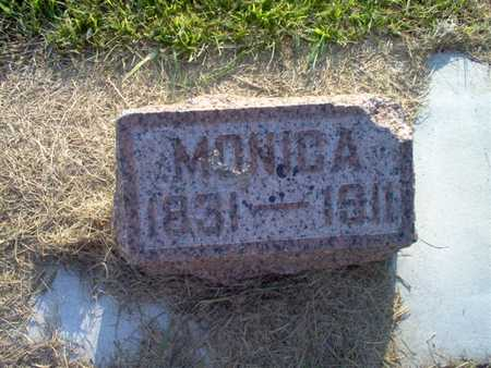 LOCKER GRUND, MONICA - Shelby County, Iowa | MONICA LOCKER GRUND